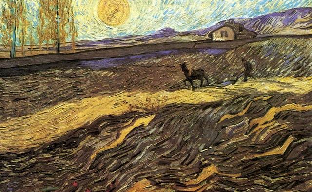 Картину Ван Гога, створену вбожевільні, купили за81 млн доларів