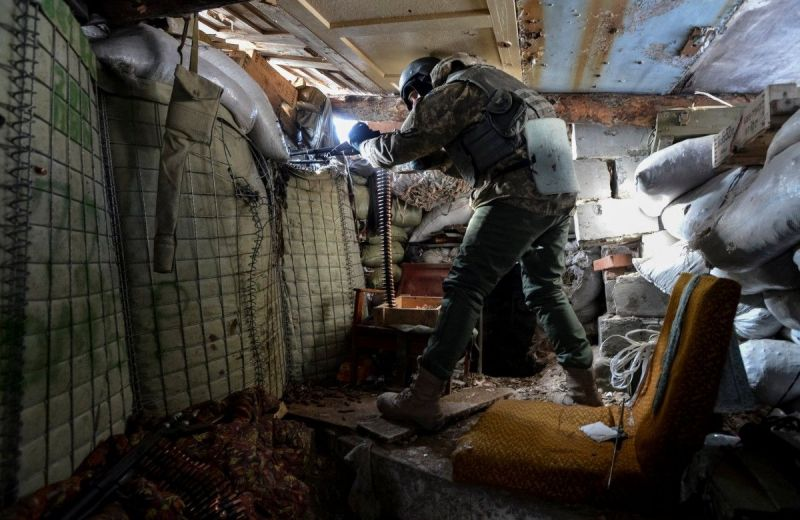 Бойовики 22 рази порушили перемир'я— Ситуація вАТО