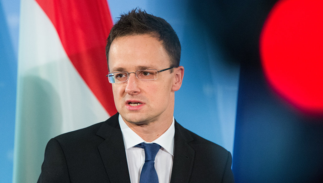 Україна готує нові обмеження прав меншин— Глава МЗС Угорщини