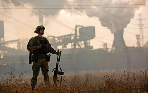 Штаб АТО: НаДонбасі задобу загинуло двоє українських військових