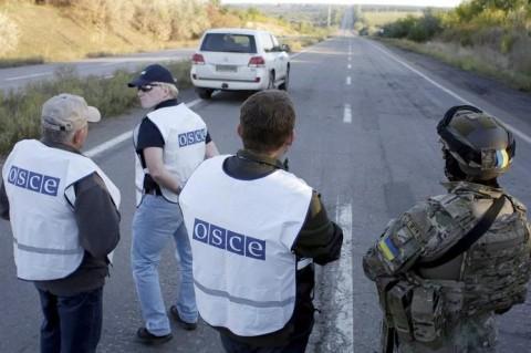 ОБСЄ: Бойовики розмістили 40 танків біля Донецька