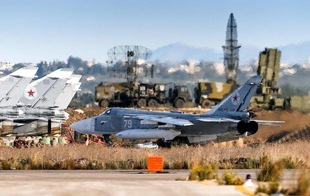 Кремль знайшов «український слід» вобстрілі бази Росії вСирії