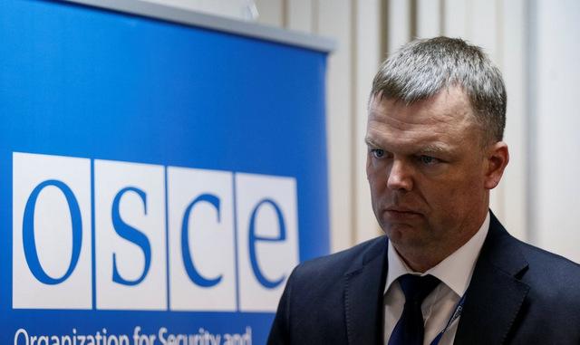 ОБСЄ: Знастанням холодів наДонбасі наростатиме ескалація