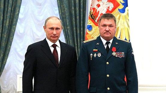 ЗМІ: УСирії загинув російський генерал, який раніше керував бойовиками «ДНР»