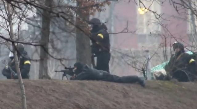 Стало відомо, хто віддав наказ стріляти поактивістах Майдану