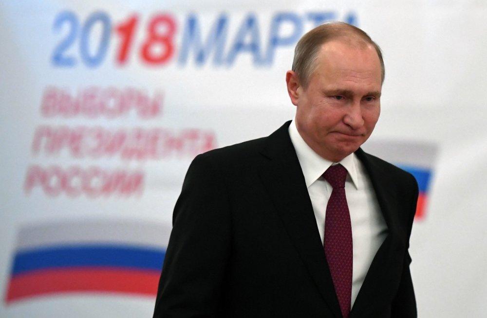 ЗМІ: Лідери Заходу не привітали Путіна з перемогою