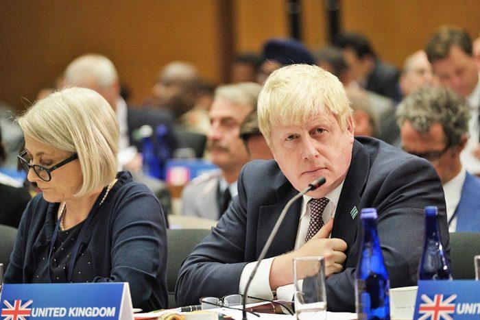 Джонсон: Найімовірніше, отруїти Скрипаля наказав Путін