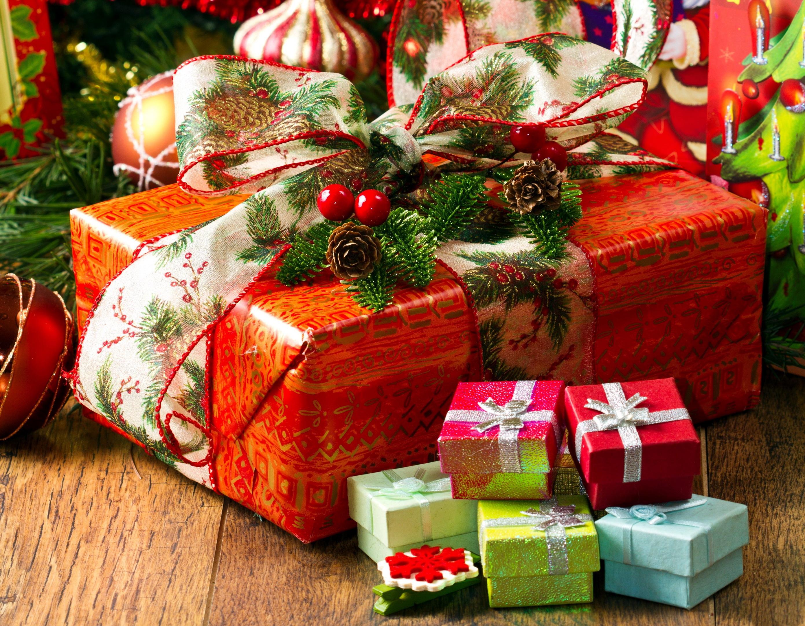 Какие подарки на Новый год украинцы хотят больше всего