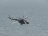 тренування армійської авіації в азовському морі
