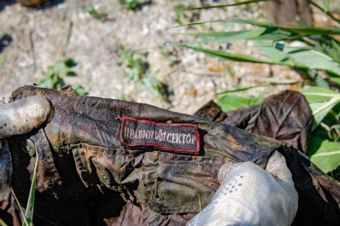під дніпром знайшли речі загиблих під іловайськом воїнів