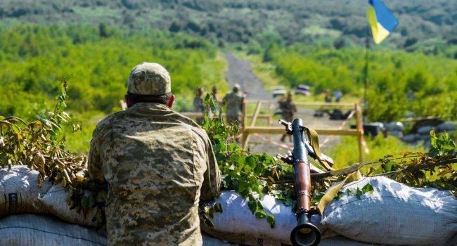 українські віськові ліквідували 86 бойовиків