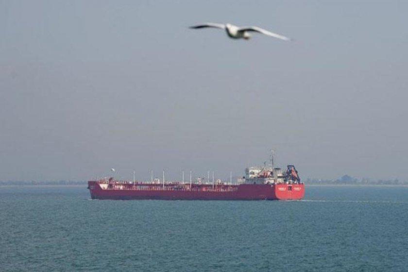 в азовському морі затримали 5 кораблів