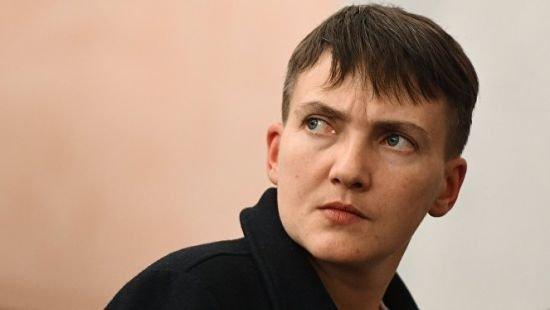 савченко можуть лишити недоторканності