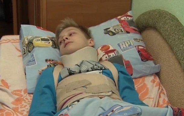 у києві семикласнику зламали хребет