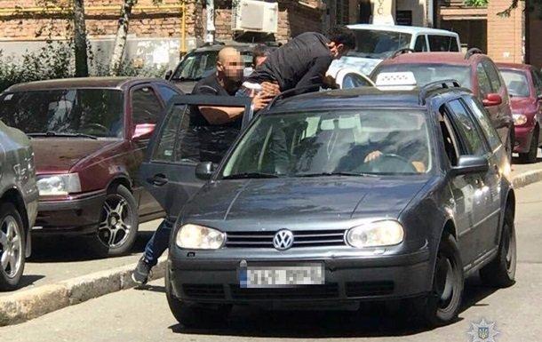 поліція заарештувала викрадачів сина лівійського дипломата