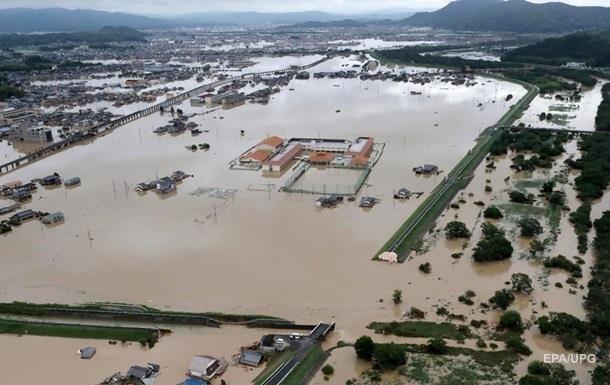 повень в японії забрала життя 179 осіб