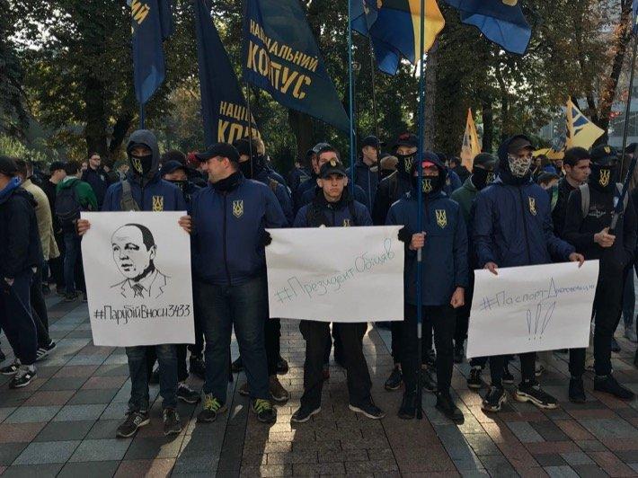 іноземцям-учасникам бойових дій на донбасі спростять процедуру отримання громадянства україни