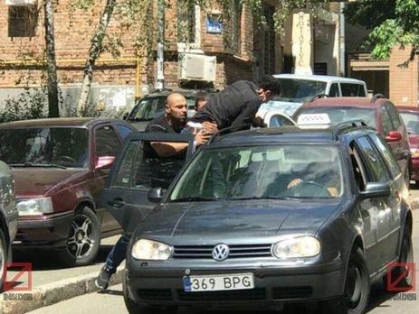 поліція знайшла викраденого сина лівійського дипломата