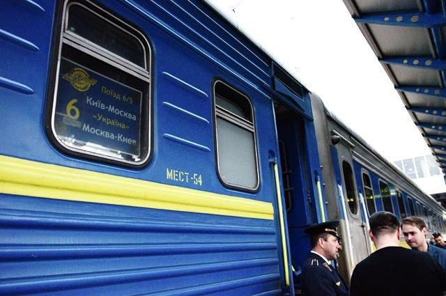 україна припинить залізничне сполучення з рф
