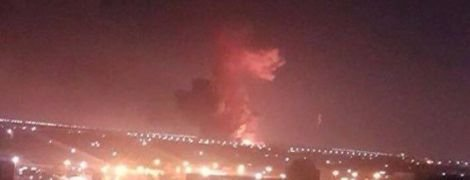 біля аеропорту каїра прогримів вибух