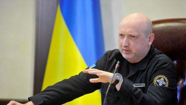 рф може нанести удар по україні - турчинов