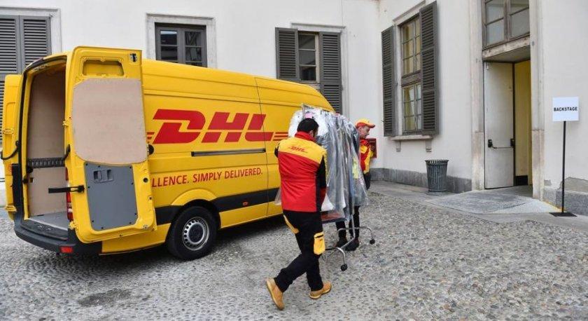украинские киберпреступники обокрали мировой сервис логистики DHL