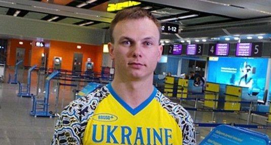 олександр абраменко кращий спортсмен місяця