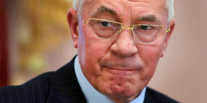 суд єс не відмінив санкції проти азарова