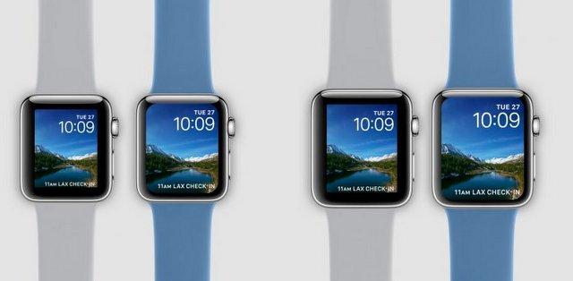 розумні годинники apple
