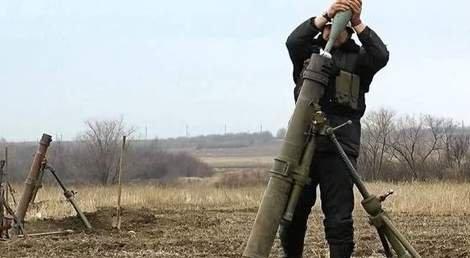 сепаратисти стріляють по зсу