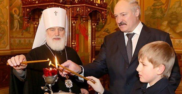 Білоруська православна церква