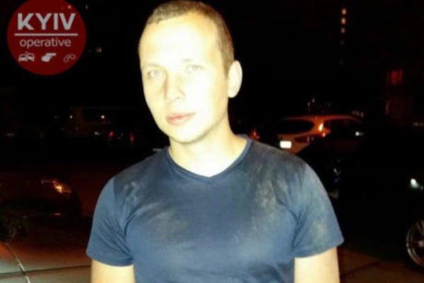 у харкові поліція затримала п'яного брата зайцевої