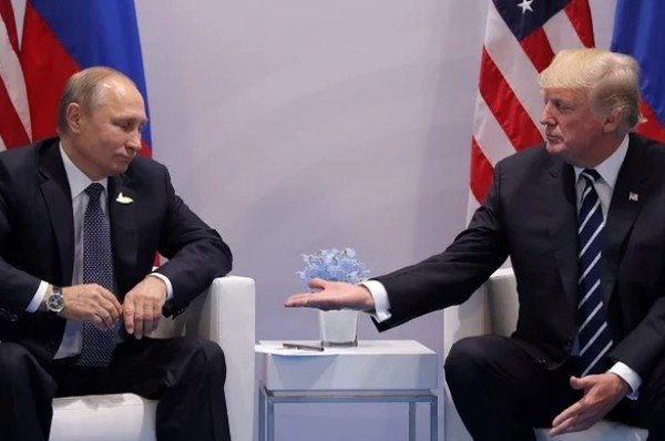 трамп може визнати анексію криму