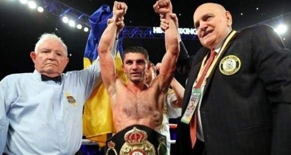 український чемпіон боксер артем далакян
