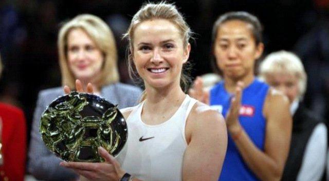 еліна світоліна виграла виставковий турнір у нью-йорку