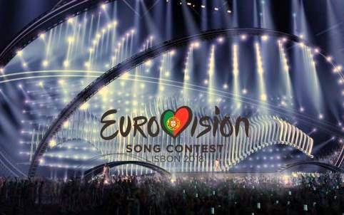 євробачення 2018 відкриття