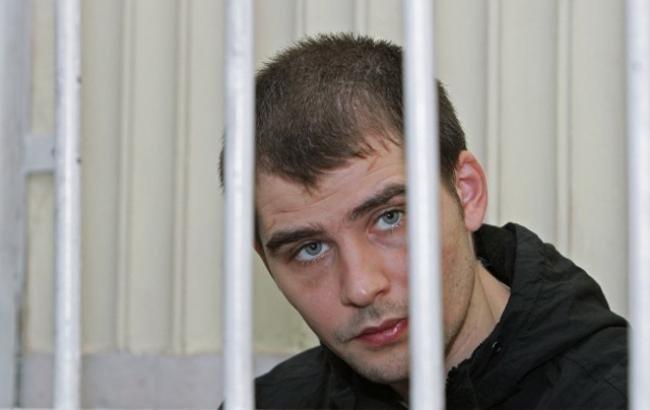 український політв'язень вийшов на свободу