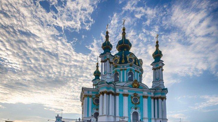 порошенко підписав закон про передачу андріївської церкви константинополю