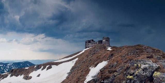 гора піп іван чорногірський