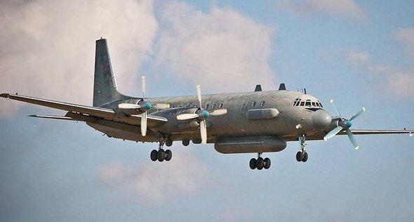 російський літак-розвідник