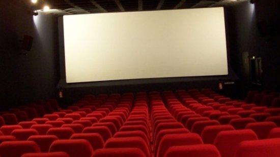 кінотеатр без людей