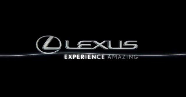 Lexus реклама