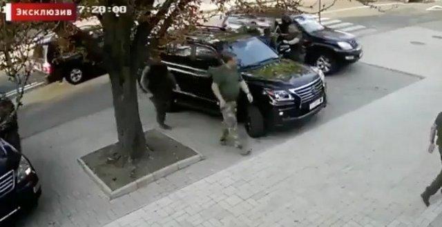 захарченко вбивство