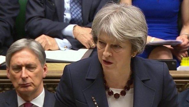 тереза мей розповіла про відмову великобританії від російського газу