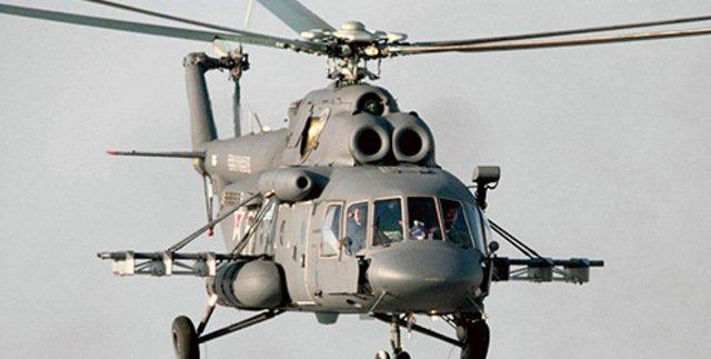 У Чечні розбився вертоліт російських спецслужб