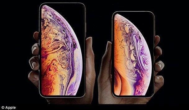 нові iPhone xs