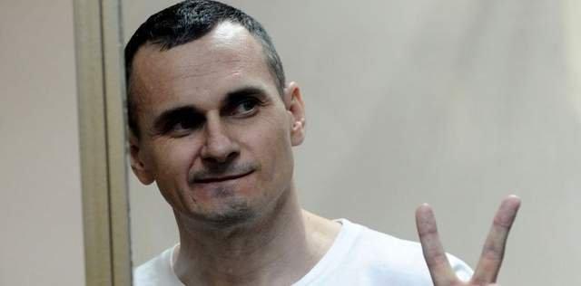 політичний в`язень олег сенцов