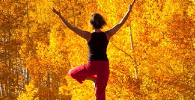 активна осінь