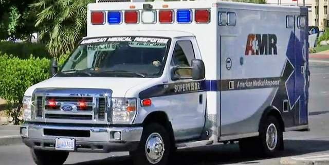 імпортна машина швидкої допомоги