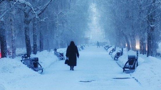 найближчими днями в україні слід очікувати морозну погоду